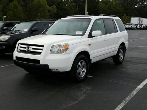 2007 Honda Pilot for sale at Gulf Financial Solutions Inc DBA GFS Autos in Panama City Beach FL