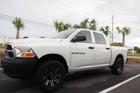 2011 RAM Ram Pickup 1500 for sale at Gulf Financial Solutions Inc DBA GFS Autos in Panama City Beach FL