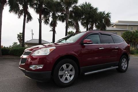 2011 Chevrolet Traverse for sale at Gulf Financial Solutions Inc DBA GFS Autos in Panama City Beach FL