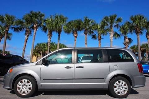 2014 Dodge Grand Caravan for sale at Gulf Financial Solutions Inc DBA GFS Autos in Panama City Beach FL