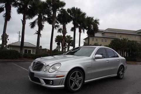 2007 Mercedes-Benz E-Class for sale at Gulf Financial Solutions Inc DBA GFS Autos in Panama City Beach FL
