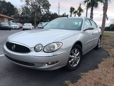 2005 Buick LaCrosse for sale at Gulf Financial Solutions Inc DBA GFS Autos in Panama City Beach FL