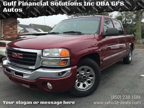 2006 GMC Sierra 1500 for sale in Panama City Beach, FL