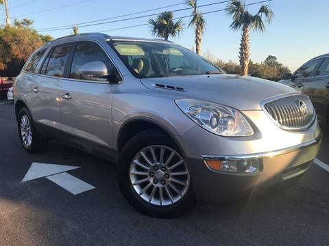 2011 Buick Enclave for sale at Gulf Financial Solutions Inc DBA GFS Autos in Panama City Beach FL