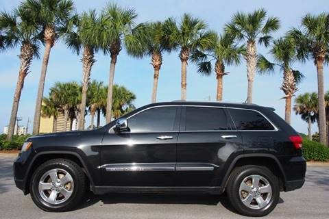 2013 Jeep Grand Cherokee for sale at Gulf Financial Solutions Inc DBA GFS Autos in Panama City Beach FL