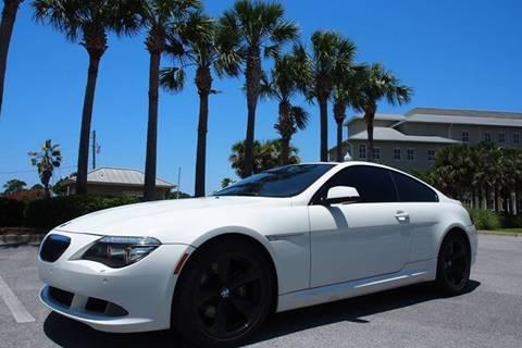 2010 Bmw 650i >> 2010 Bmw 6 Series For Sale In Panama City Beach Fl