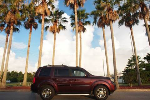 2010 Honda Pilot for sale at Gulf Financial Solutions Inc DBA GFS Autos in Panama City Beach FL