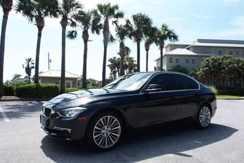2012 BMW 3 Series for sale at Gulf Financial Solutions Inc DBA GFS Autos in Panama City Beach FL