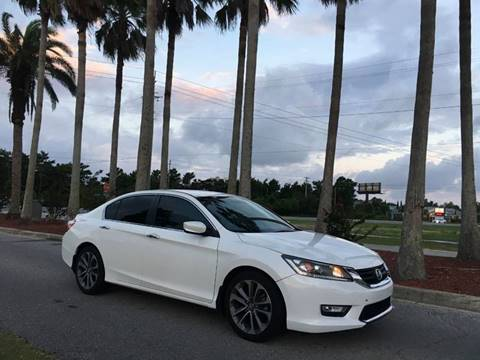 2014 Honda Accord for sale in Panama City Beach, FL