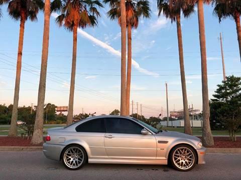 2006 BMW M3 for sale at Gulf Financial Solutions Inc DBA GFS Autos in Panama City Beach FL