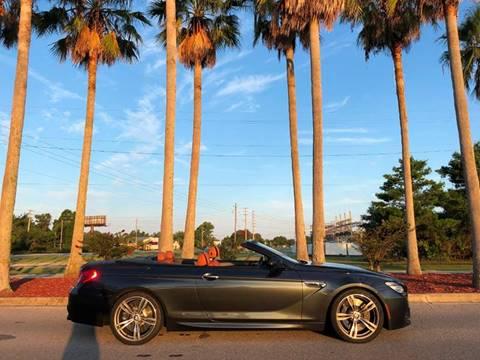 2016 BMW M6 for sale at Gulf Financial Solutions Inc DBA GFS Autos in Panama City Beach FL