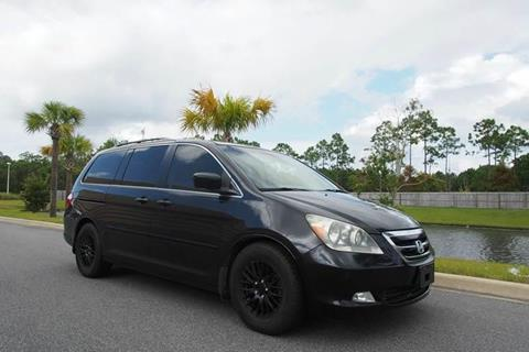 2006 Honda Odyssey for sale at Gulf Financial Solutions Inc DBA GFS Autos in Panama City Beach FL