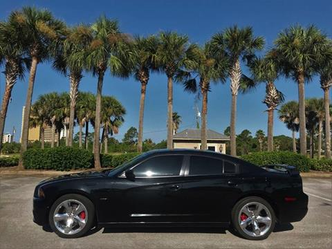 2013 Dodge Charger for sale at Gulf Financial Solutions Inc DBA GFS Autos in Panama City Beach FL