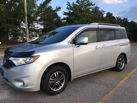2012 Nissan Quest for sale at Gulf Financial Solutions Inc DBA GFS Autos in Panama City Beach FL
