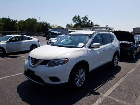 2015 Nissan Rogue for sale at Gulf Financial Solutions Inc DBA GFS Autos in Panama City Beach FL