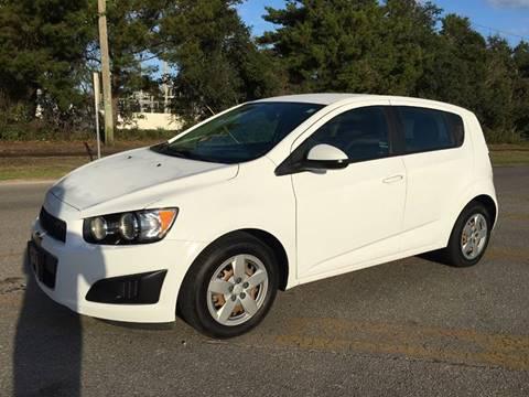 2016 Chevrolet Sonic for sale at Gulf Financial Solutions Inc DBA GFS Autos in Panama City Beach FL