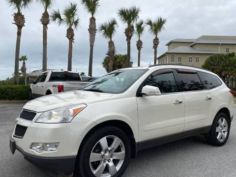 2012 Chevrolet Traverse for sale at Gulf Financial Solutions Inc DBA GFS Autos in Panama City Beach FL