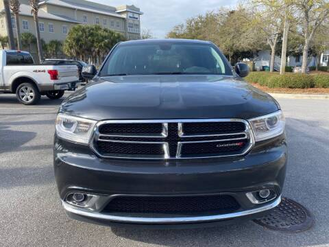 2015 Dodge Durango for sale at Gulf Financial Solutions Inc DBA GFS Autos in Panama City Beach FL