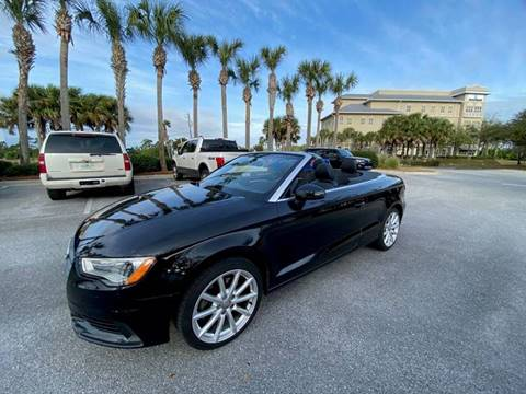 2015 Audi A3 for sale at Gulf Financial Solutions Inc DBA GFS Autos in Panama City Beach FL