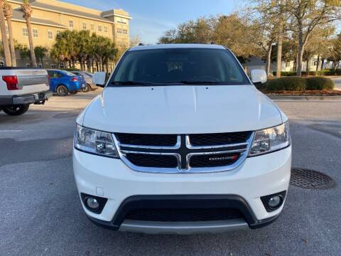 2014 Dodge Journey for sale at Gulf Financial Solutions Inc DBA GFS Autos in Panama City Beach FL
