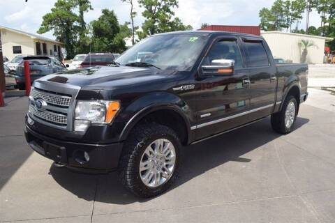 2012 Ford F-150 for sale at Gulf Financial Solutions Inc DBA GFS Autos in Panama City Beach FL