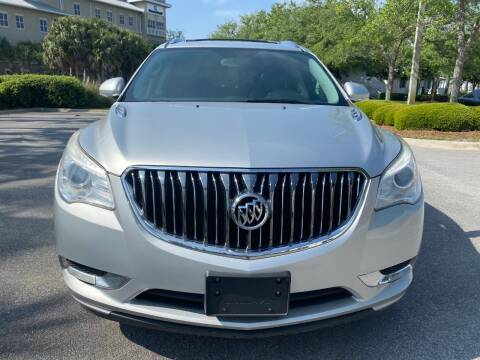 2013 Buick Enclave for sale at Gulf Financial Solutions Inc DBA GFS Autos in Panama City Beach FL