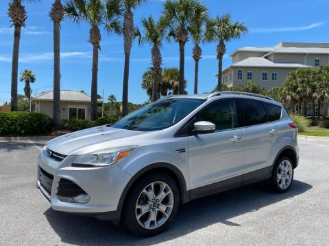 2014 Ford Escape for sale at Gulf Financial Solutions Inc DBA GFS Autos in Panama City Beach FL
