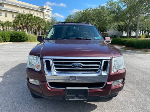 2007 Ford Explorer Sport Trac for sale at Gulf Financial Solutions Inc DBA GFS Autos in Panama City Beach FL