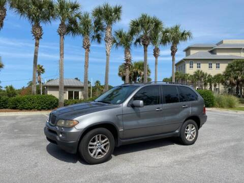 2006 BMW X5 for sale at Gulf Financial Solutions Inc DBA GFS Autos in Panama City Beach FL