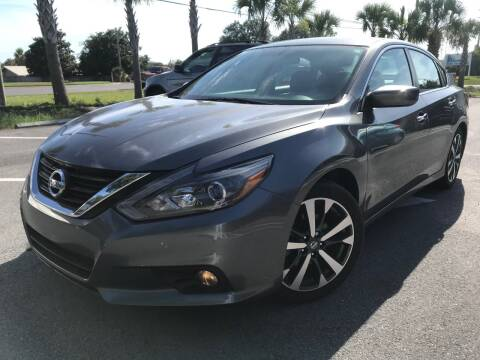 2017 Nissan Altima for sale at Gulf Financial Solutions Inc DBA GFS Autos in Panama City Beach FL