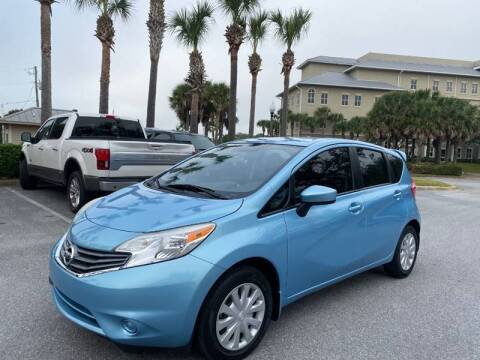 2015 Nissan Versa Note for sale at Gulf Financial Solutions Inc DBA GFS Autos in Panama City Beach FL