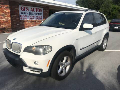 2010 BMW X5 for sale at Gulf Financial Solutions Inc DBA GFS Autos in Panama City Beach FL
