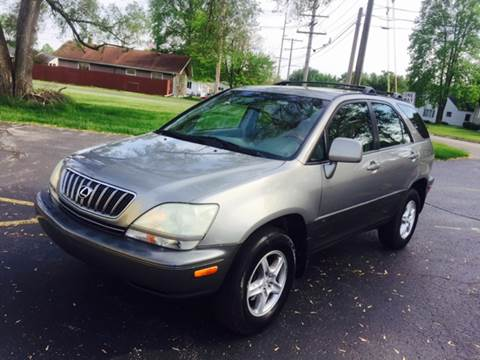 2003 Lexus RX 300 for sale in Mishawaka, IN