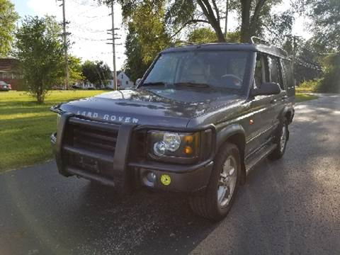 2003 Land Rover Discovery for sale in Mishawaka, IN