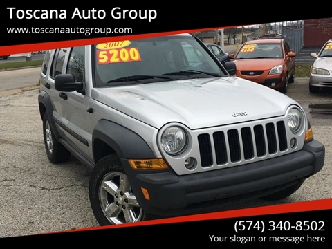 2007 Jeep Liberty for sale in Mishawaka, IN