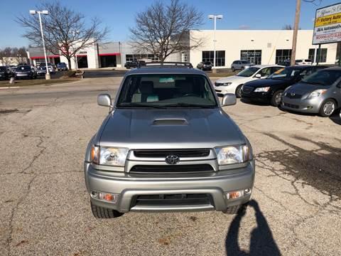 2001 Toyota 4Runner