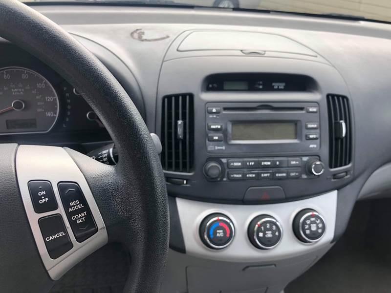 2007 Hyundai Elantra GLS 4dr Sedan - Mishawaka IN