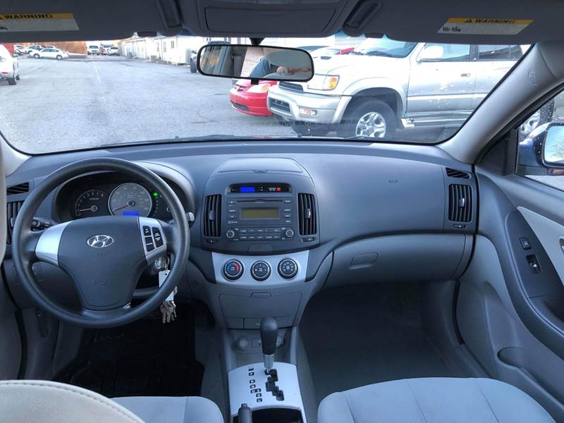 2008 Hyundai Elantra GLS 4dr Sedan - Mishawaka IN