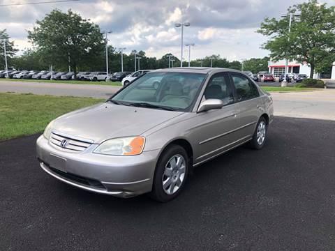 2001 Honda Civic for sale in Mishawaka, IN