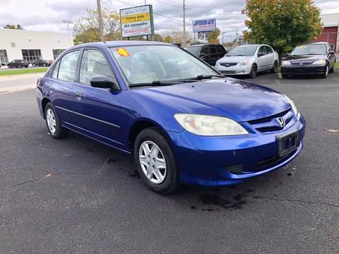 2004 Honda Civic for sale in Mishawaka, IN