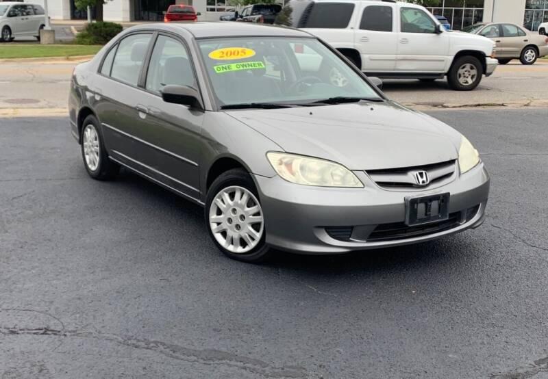 2005 Honda Civic LX 4dr Sedan - Mishawaka IN