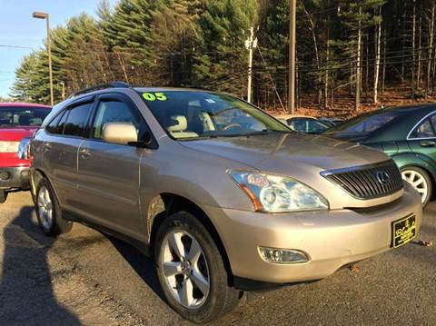 2005 Lexus RX 330 for sale in Belmont, NH