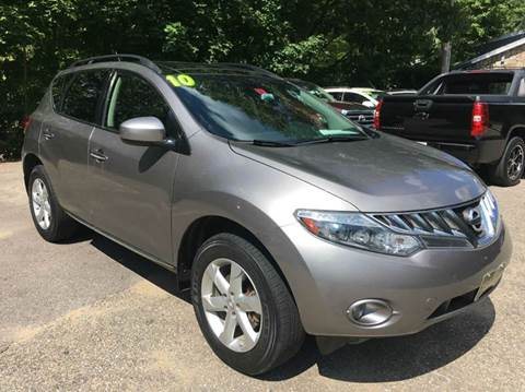 2010 Nissan Murano for sale in Belmont, NH