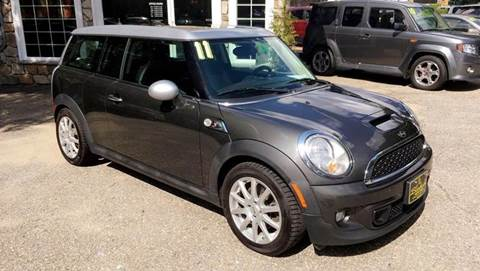 2011 MINI Cooper Clubman for sale in Belmont, NH