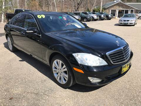 2009 Mercedes-Benz S-Class for sale in Belmont, NH