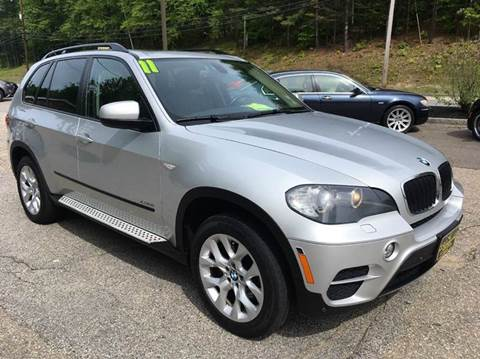 2011 BMW X5 for sale in Belmont, NH