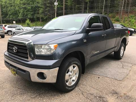 2007 Toyota Tundra for sale in Belmont, NH