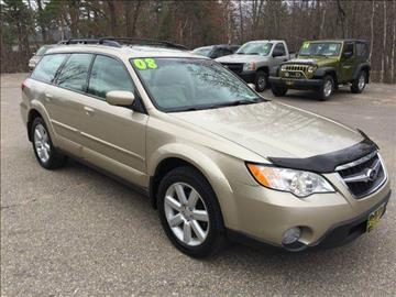 2008 Subaru Outback for sale in Belmont, NH