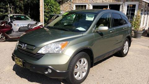 2008 Honda CR-V for sale in Belmont, NH