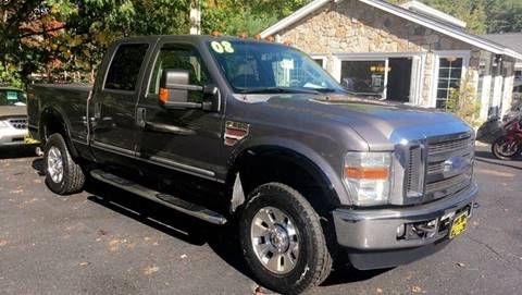 2008 Ford F-350 Super Duty for sale in Belmont, NH